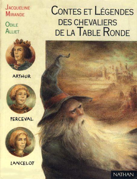 Tableronde - Histoire des chevaliers de la table ronde ...